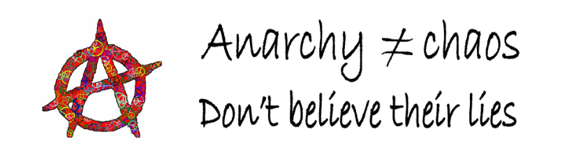 Anarchy Dont Mean Chaos