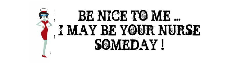Be Nice To Me