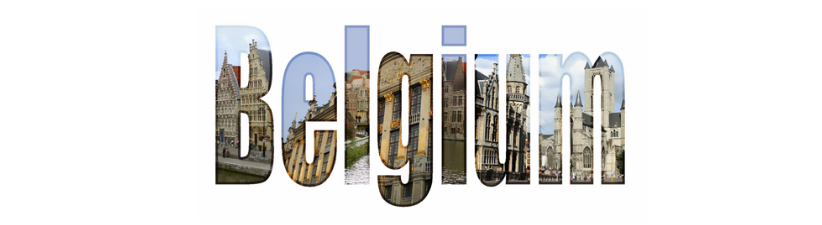 Belgium Tourist Attractions In Letters