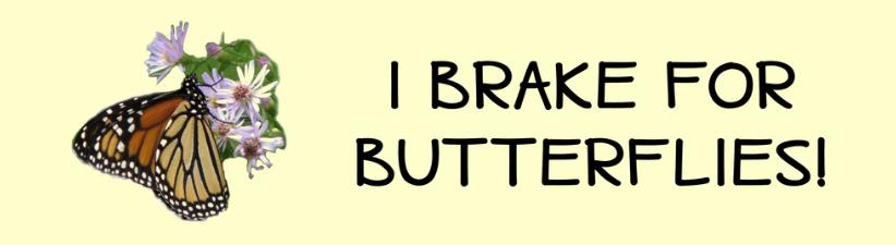 Brake For Butterflies