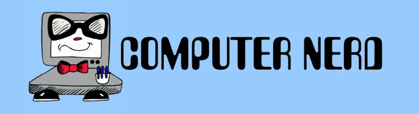Computer Nerd Geek