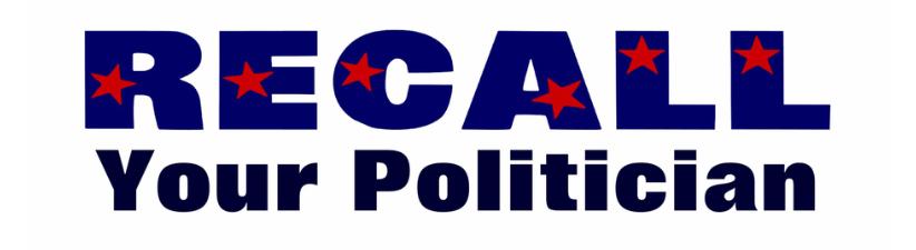 Custom Political Recall