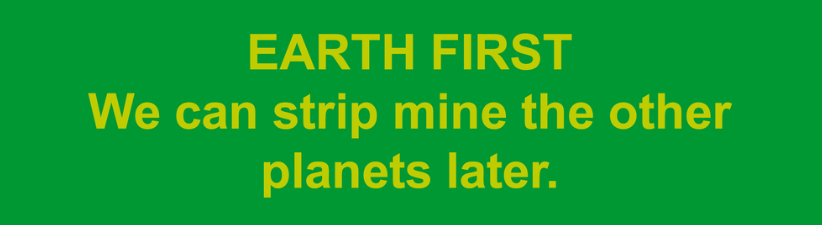Earth First Mining
