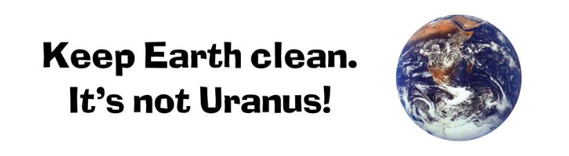 Earth Keep Earth Clean