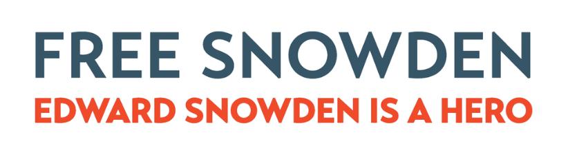 Edward Snowden Hero
