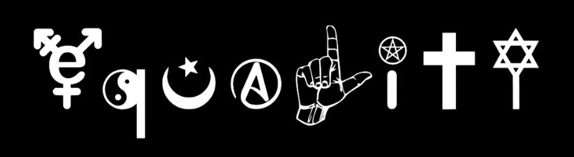 Equality Symbols
