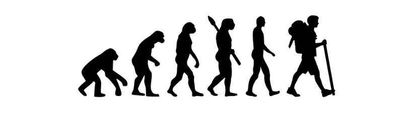 Evolution Hiking