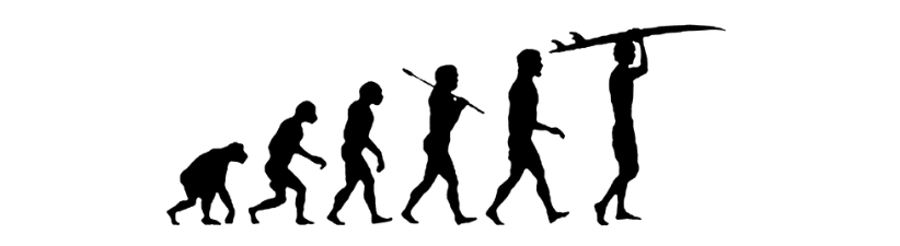 Evolution Of Surfing