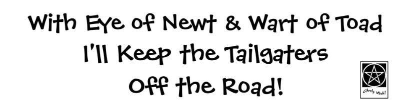 Eye Of Newt Tailgater