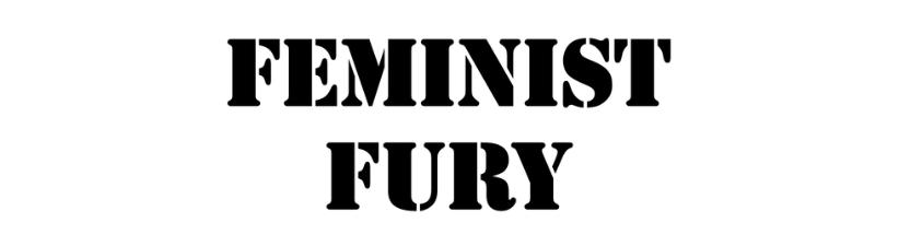 Feminist Fury Bumpersticker