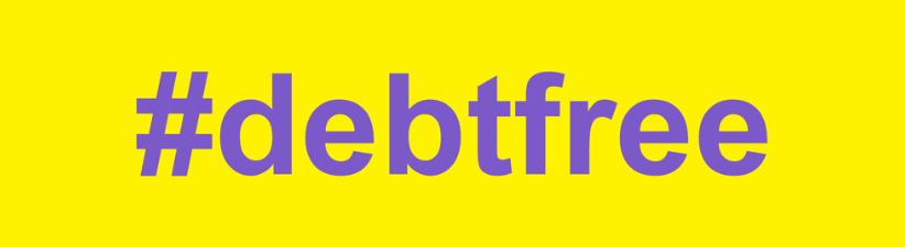 Hashtag Debt Free
