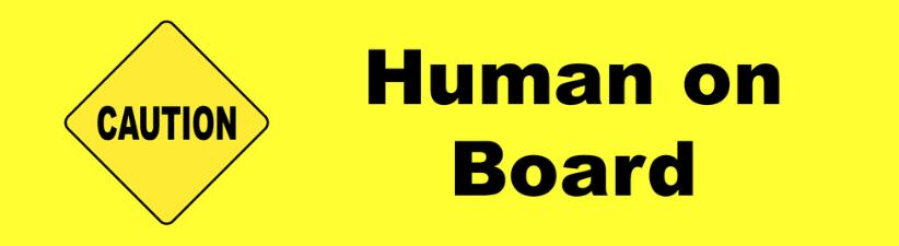 Human On Board