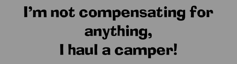 Im Not Compensating