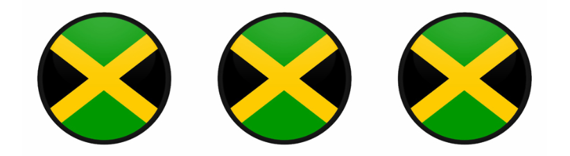 Jamaica Quality Flag Circle
