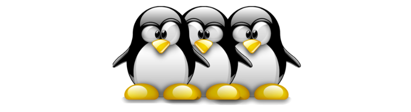 Linux Tux Brothers
