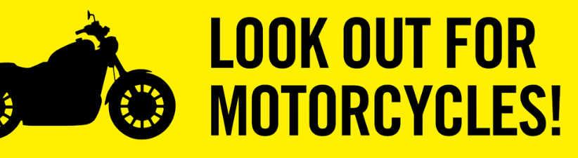 Look Out For Motorcycles