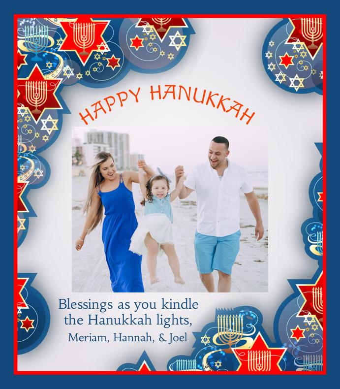 Hanukkah Photo