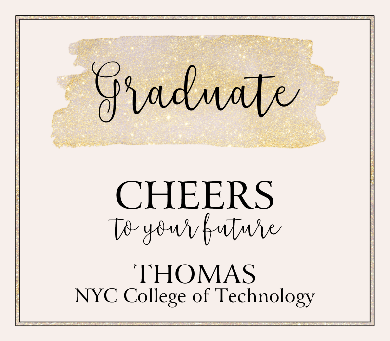 Graduate Cheers
