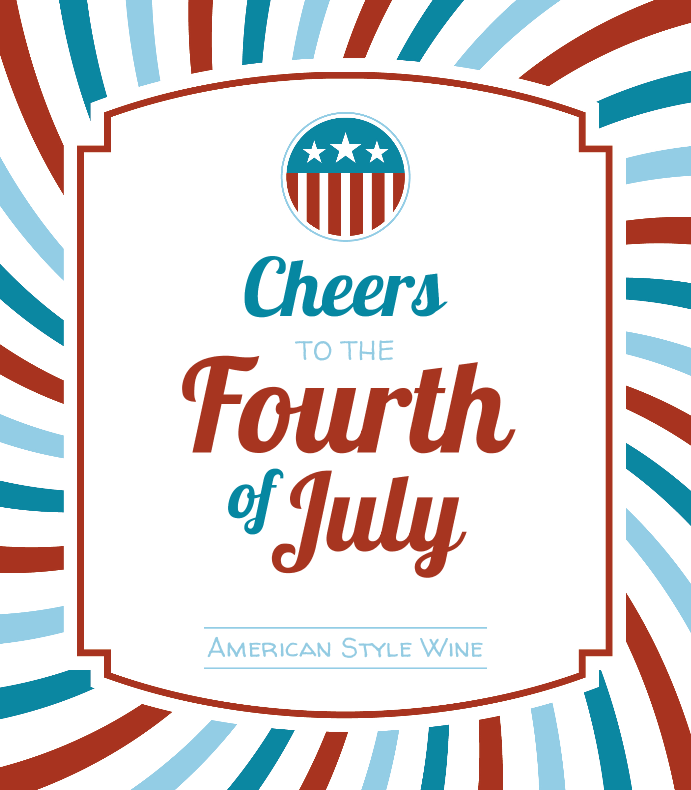 Cheers to the Fourth