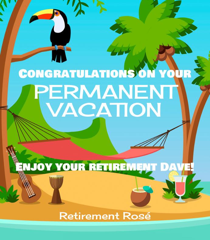 Retirement Rosé