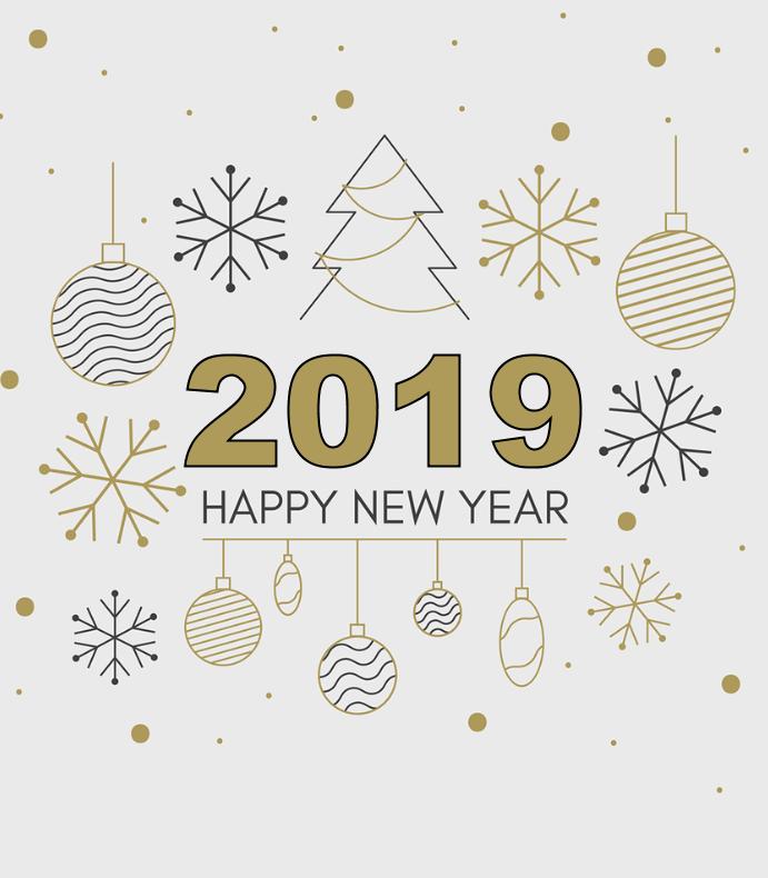 Holiday New Year