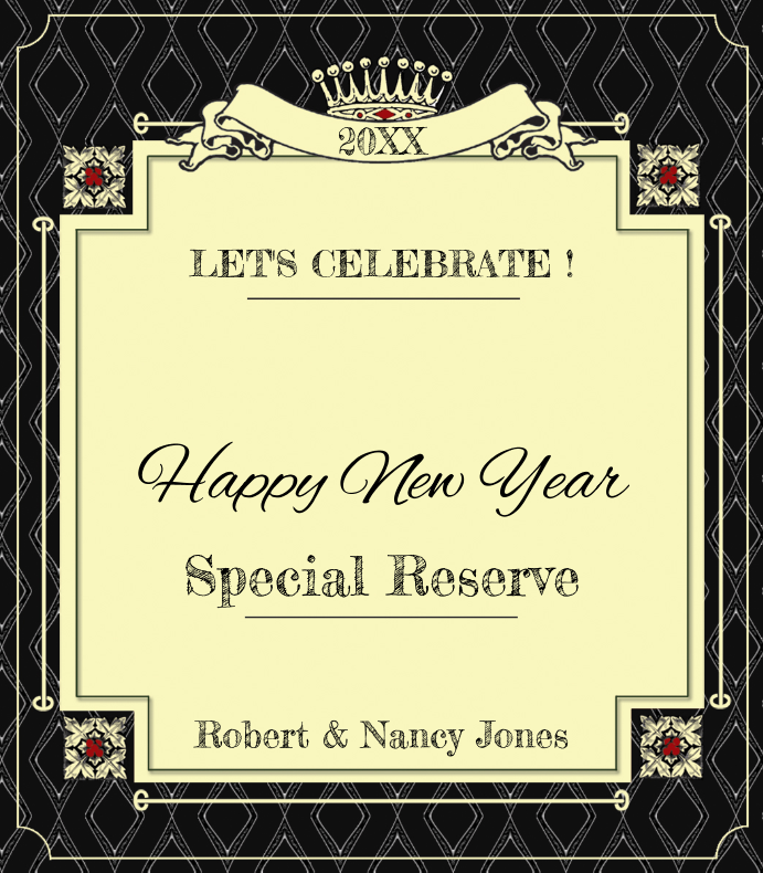 New Years Reserve