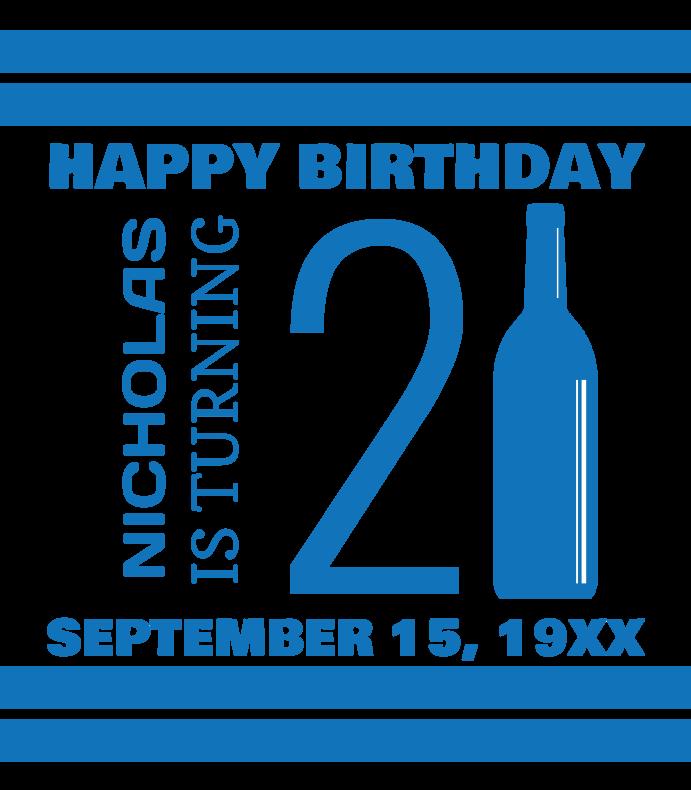 Happy 21