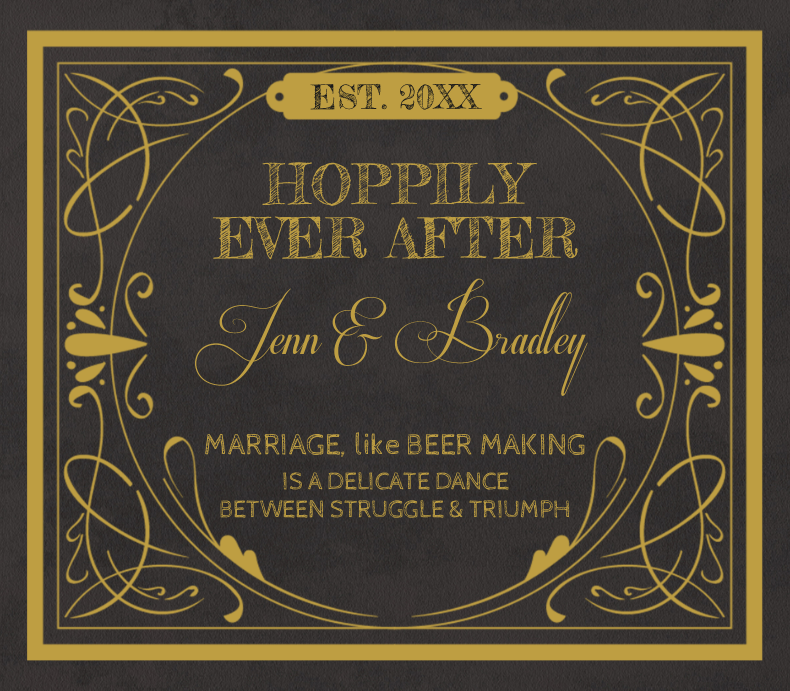 Hoppily Married