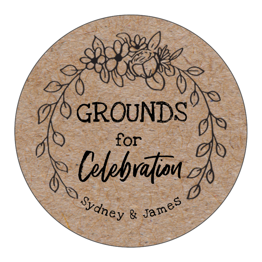 Grounds for Celebration Coffee