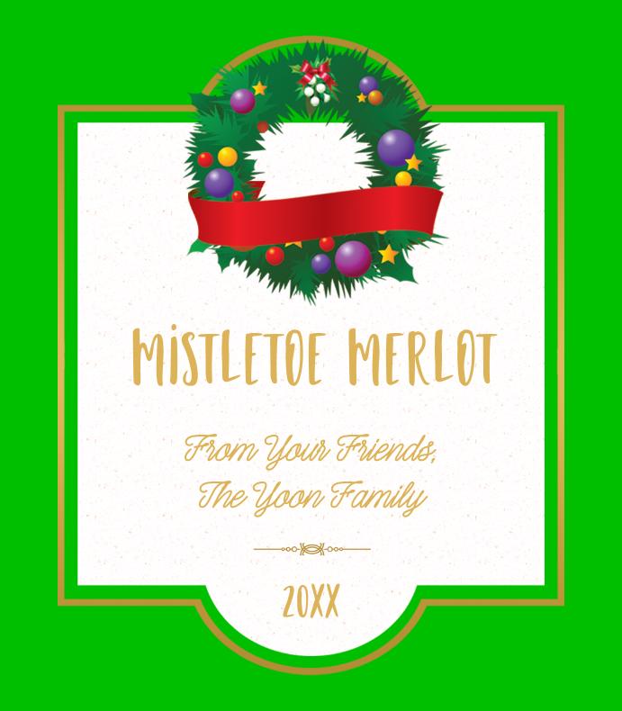 Mistletoe Merlot