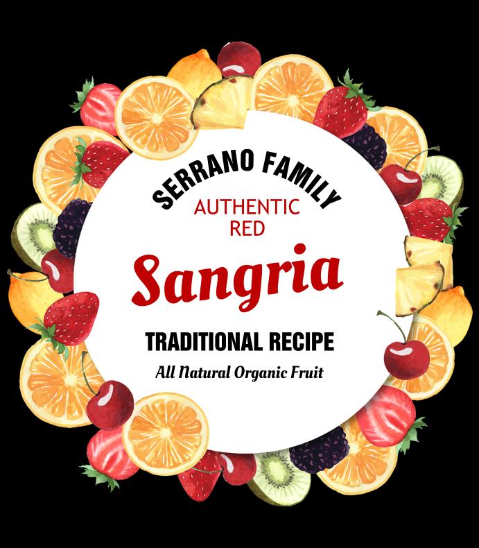 Authentic Sangria