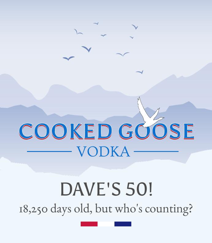 Goose Vodka