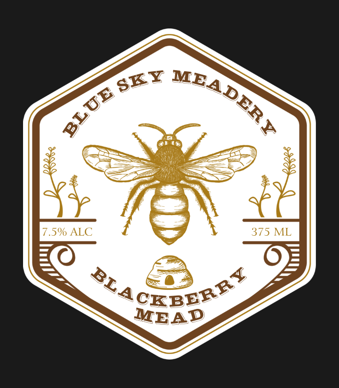 Vintage Logo Mead