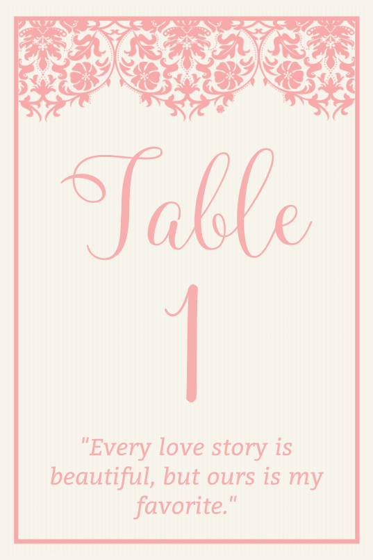 Love Story Wedding