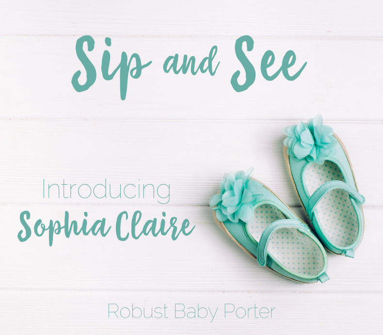 Sip and See Turquoise Shoes