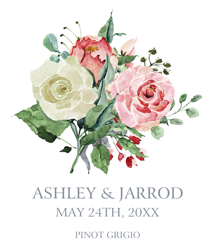 Wedding Rose Bouquet
