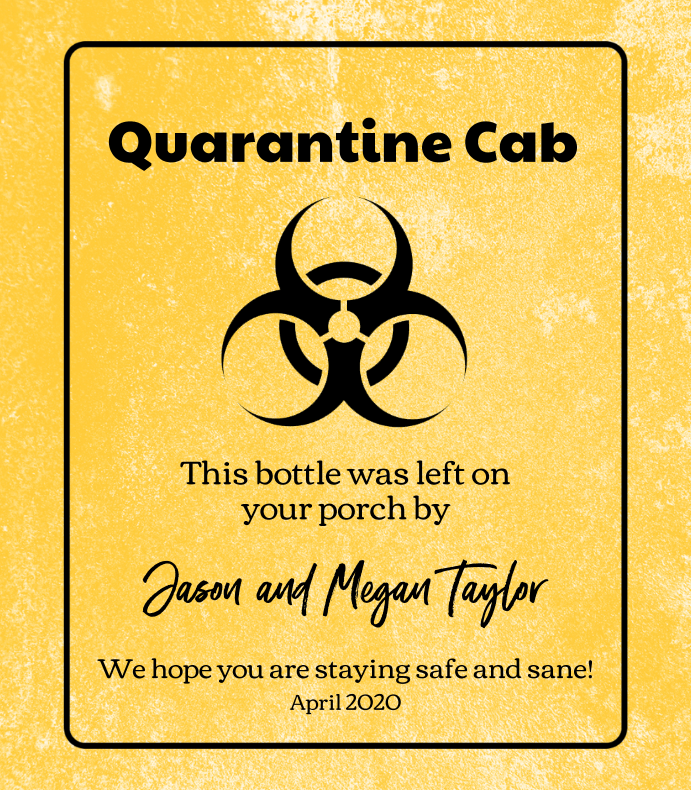 Quarantine Gift