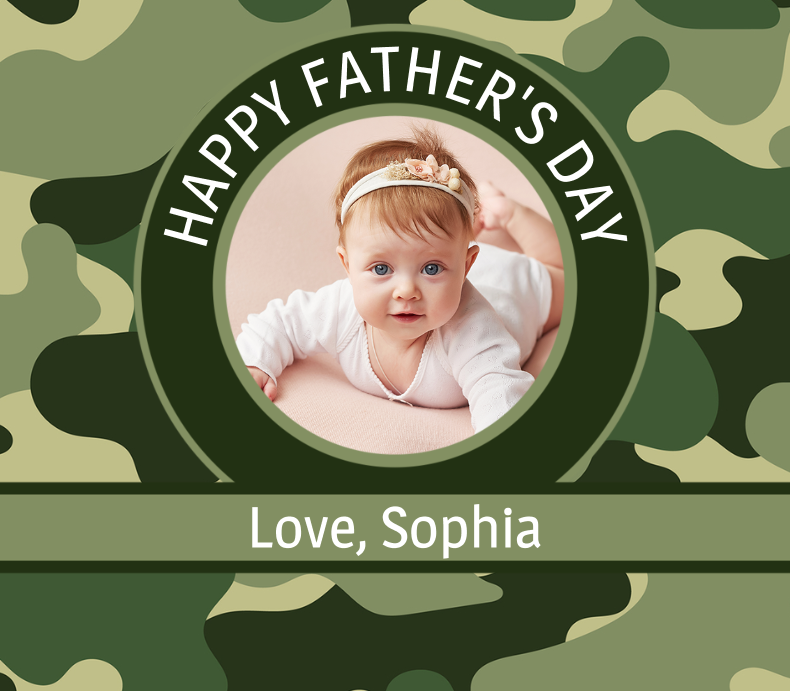 Father's Day Camo