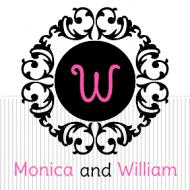 Wedding Sticker - Marie Floral