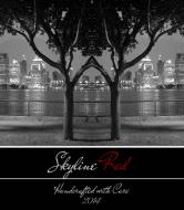Expressions Wine Label - Skyline
