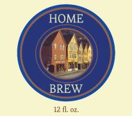 Expressions Beer Label - Home Brew