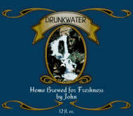 Expressions Beer Label - Drunkwater