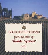 Expressions Wine Label - Italian Hillside