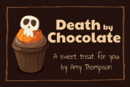 Holiday Gift Tag - Death by Chocolate