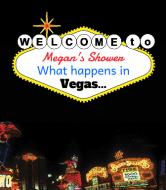 Wedding Wine Label - Vegas