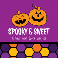 Holiday Sticker - Spooky & Sweet