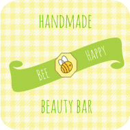 Expressions Drink Coaster - Bee Happy