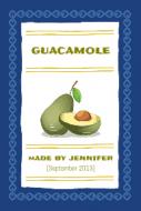 Food Label - Guacamole