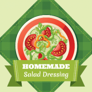Food Label - Salad Dressing