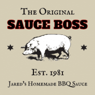 Food Label - Sauce Boss